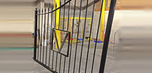 Powder Coating for the Fence & Rail Industry