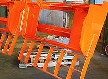 Contract Powder Coating Services
